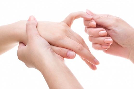 Suured nimetamata sormede valud