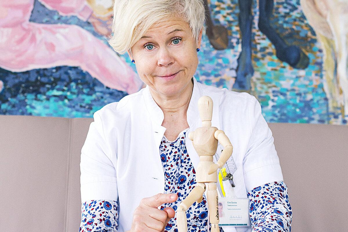 Kuunarnuki liigese artriidi all