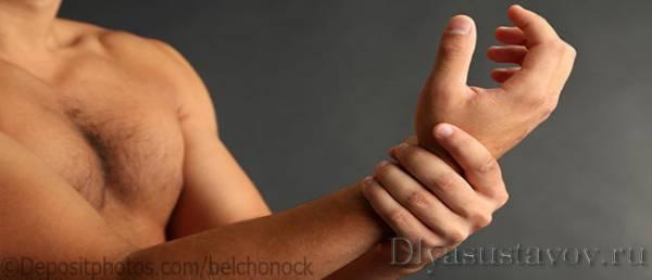 Valu lihases ja liigestes prostatiidiga Tsutoflaviin ja liigesevalu