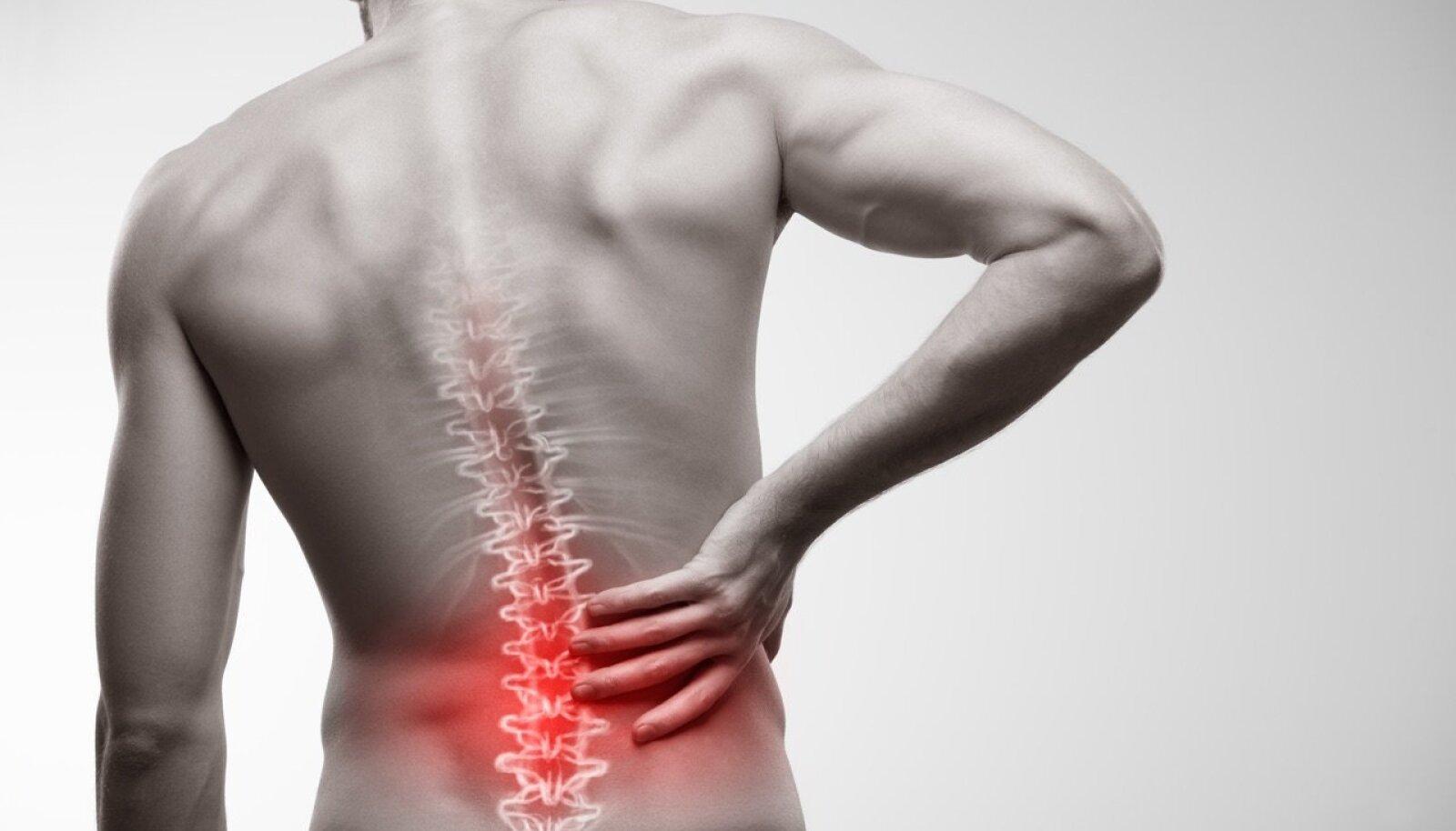 Jala liigeste ja ligamentide valu