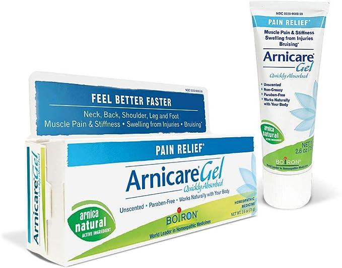 Cream Gel Arnica liigeste jaoks Millised on urdid artroosi raviks