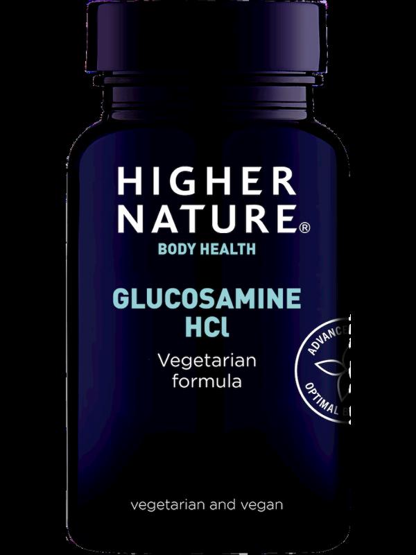 Glukoosamiini kompleksi kompleksne kapslite ulevaated
