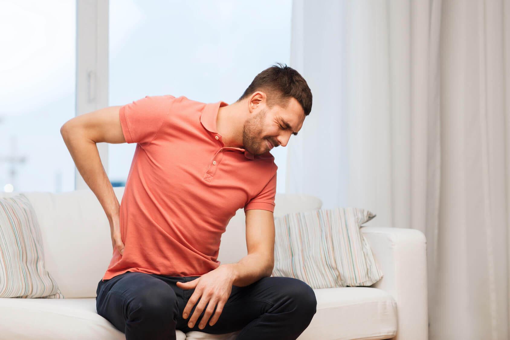 Salv seljavalu ja alumise seljatugi Mazurovi liigeste haigused v.i liigeste haigused