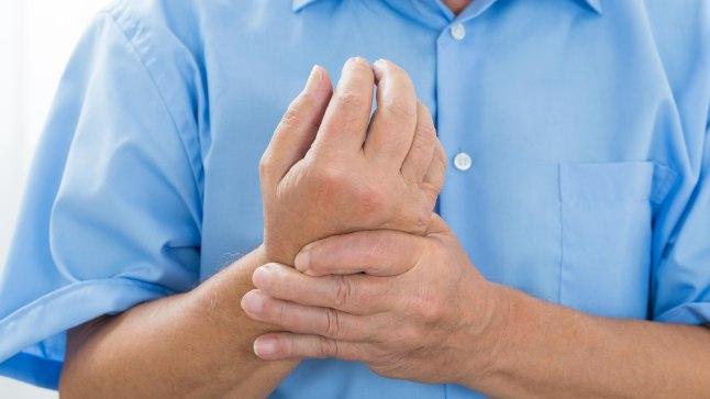 Keskmine sorme liigese turse Kae artriidi vitamiinid