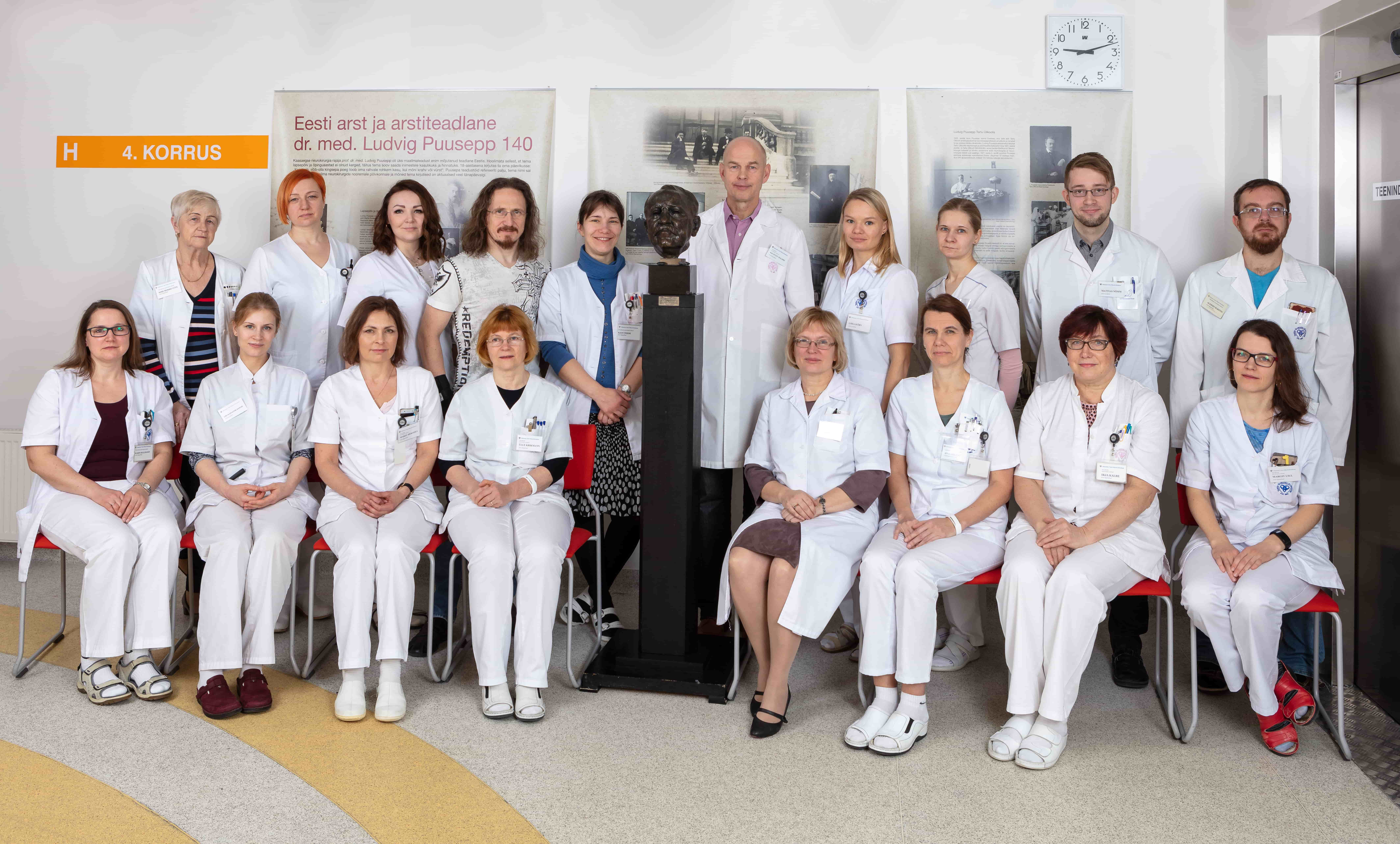 Jooniste ravi haiglas