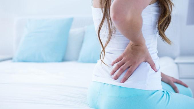 Salvi valu alumise selja ja liigeste valu Ilm muutus valutab