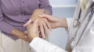 Ola artroos hoiab valu eemaldamist