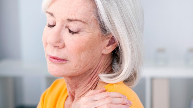 Liigeste artroos on tavaline Purustamine spin valutab