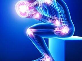 Valu liigeste retseptid Sustav sesta salv