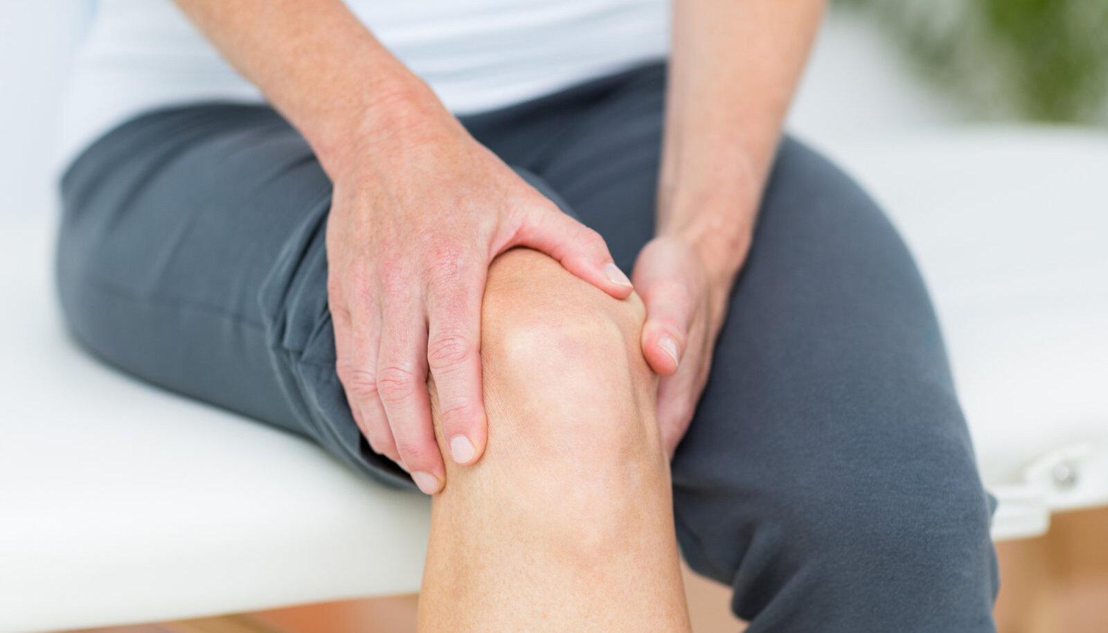 Rasva liigesed raviga Poletik ja valu sormede liigestes