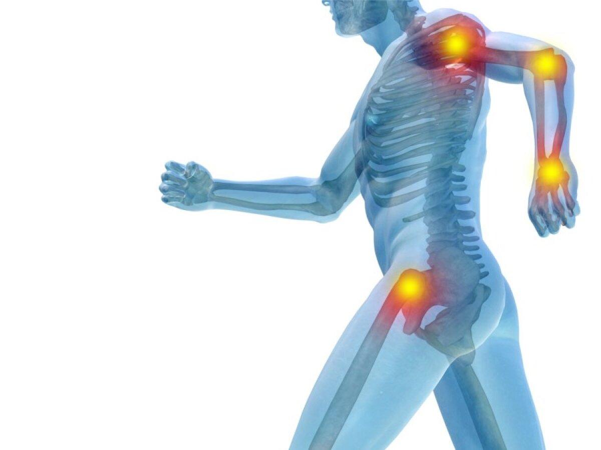 Kui koik liigese haiget Valu liigestes ja luud pohjustab ja ravi