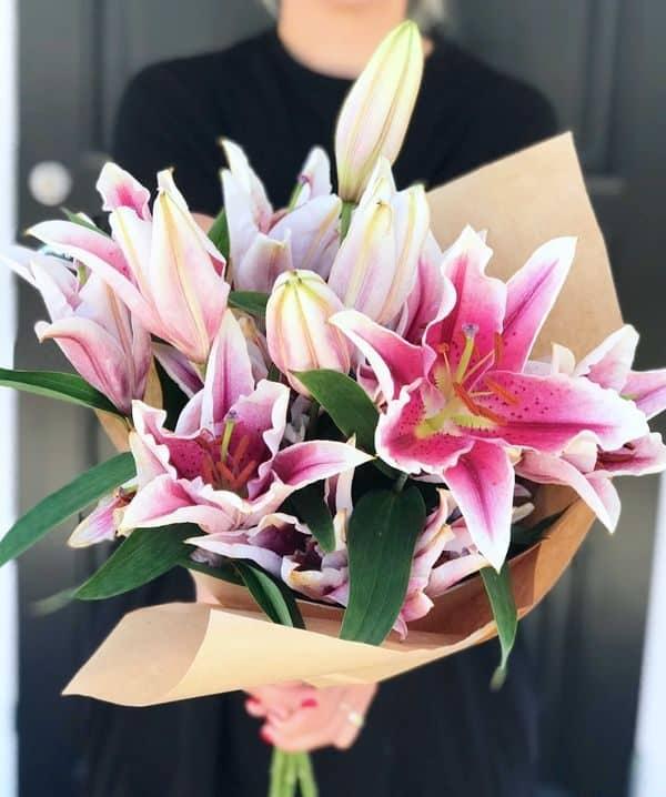 Liilia lilled Osteokondroos valus liigesed
