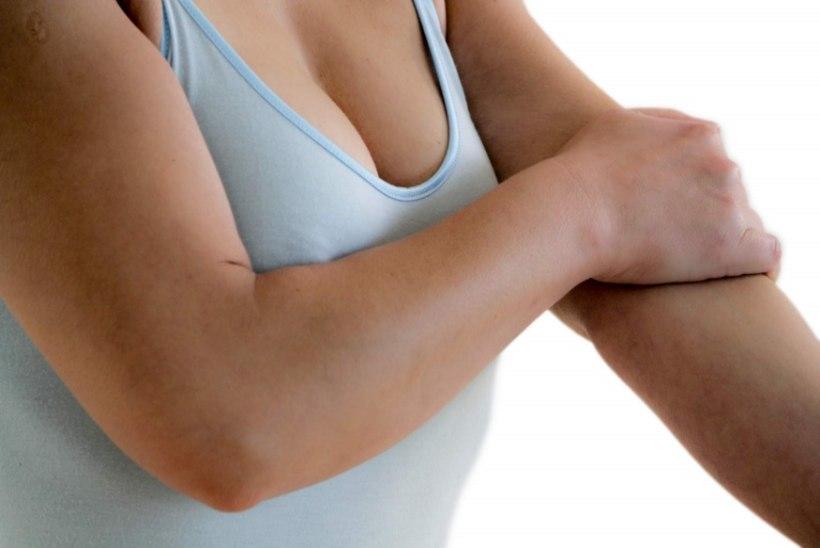 Tyrosooli valu lihaste liigestes Artriit kahjustas sorme