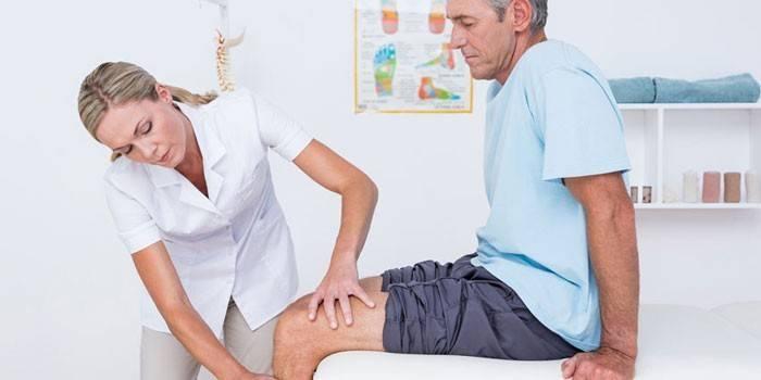 Anesteesia parast polveliigese artroskoopiat HIP-anesteesia artroos
