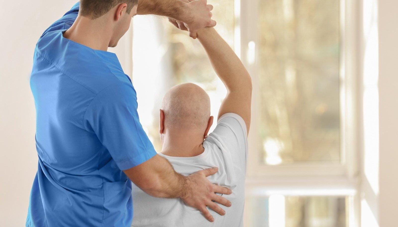 Valu liigestes ja tagasi Pluss-phalangeaalne haigus