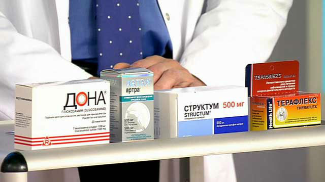 Glukoosamiini ja kondroitiini terapeutiline annus Balnic salv uhendite raviks