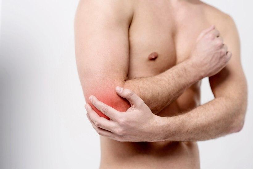 Osteokondroosi soojenemise salv Striidi liigeste poletik