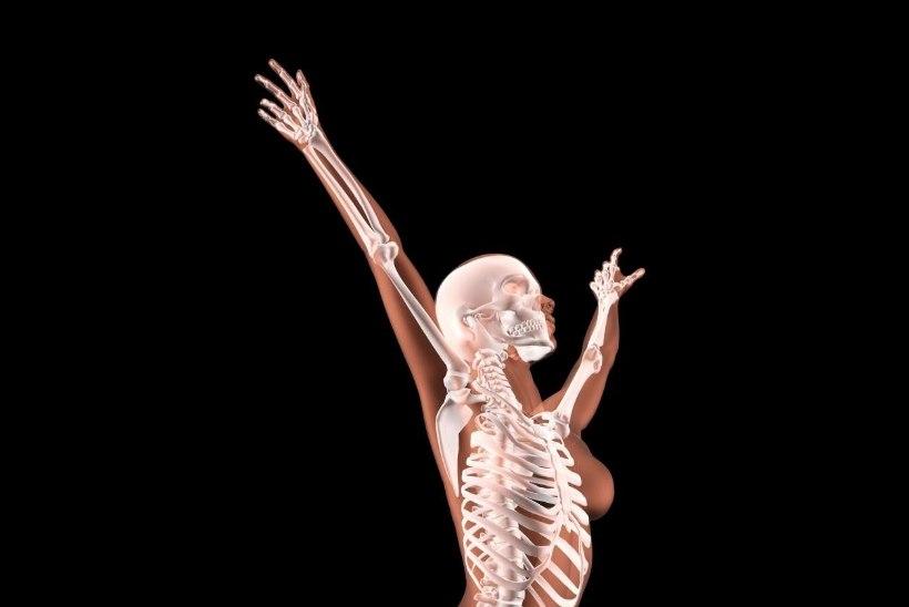 Liigestega seotud haigused valus loualuu liigend