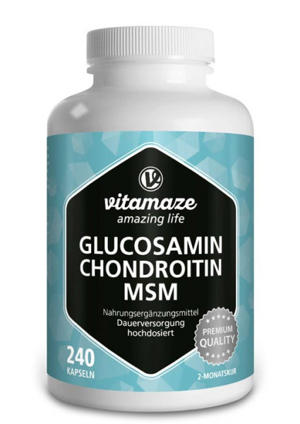 Power Systems Glucosamiin Chondroitiin Arvustused
