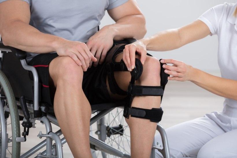 Kuidas eemaldada valu sorme liigeses