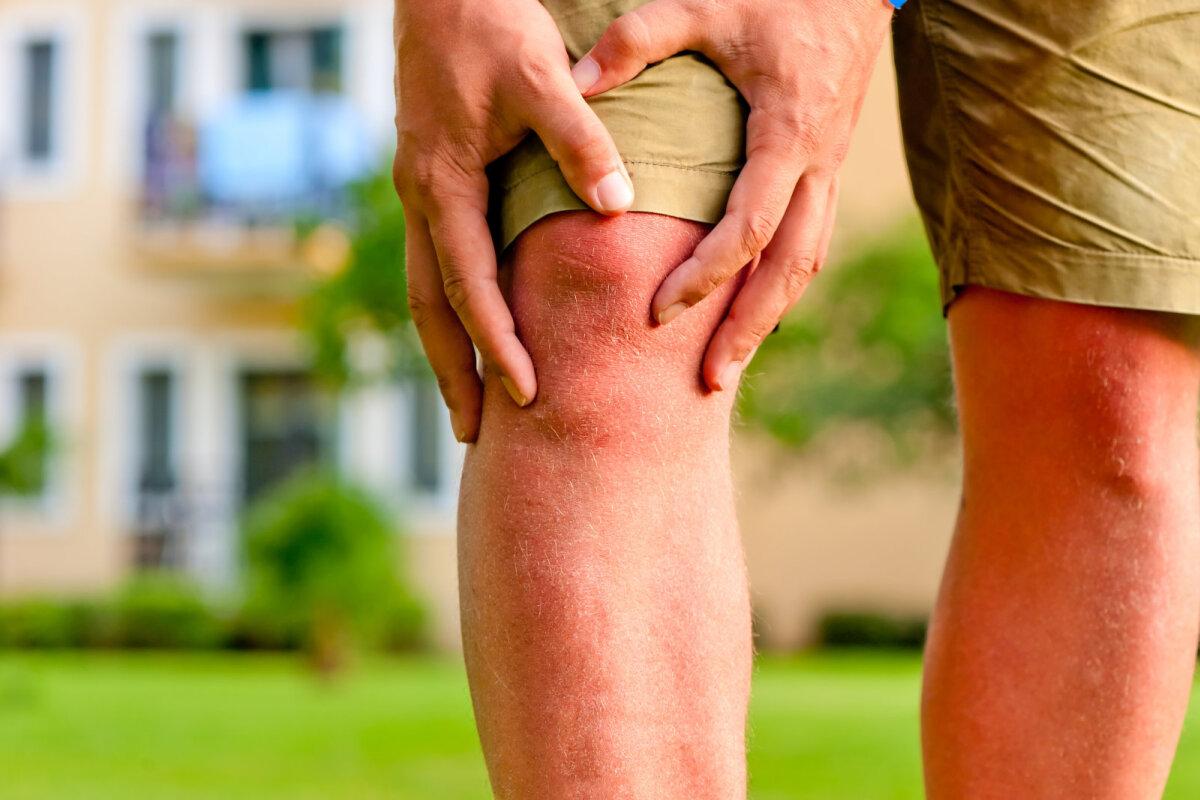 Sormede liigesed on vaga haiged Artriidi liigeste jala salv