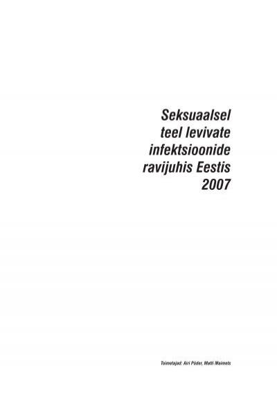 SUHTES SOOVITAMINE Infektsiooni tottu