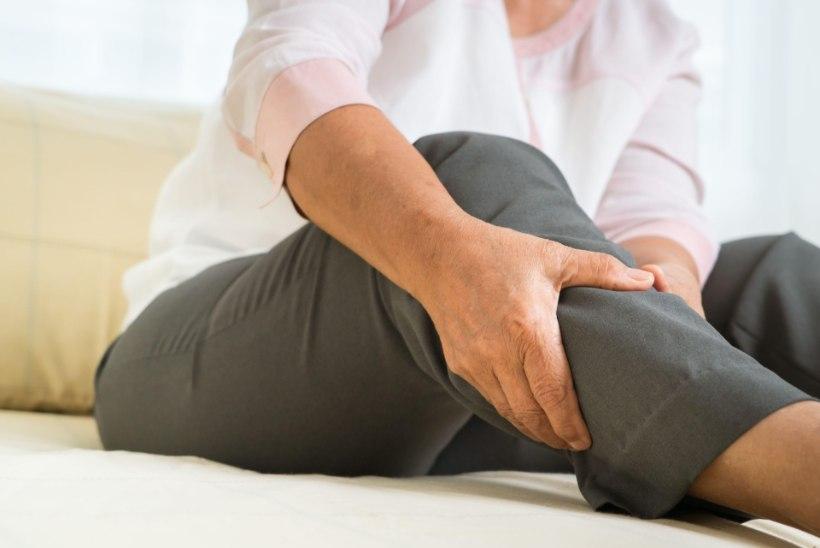 Kas liigesed voivad haiget neuroosiga Square valu liigestes