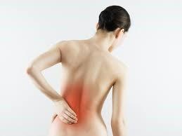 Valu naiste alumise selja ja liigestega On haiguse liigeste parandi edastatud